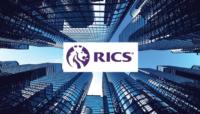 RICS, Royal Institute Chartered Surveyors Info logo